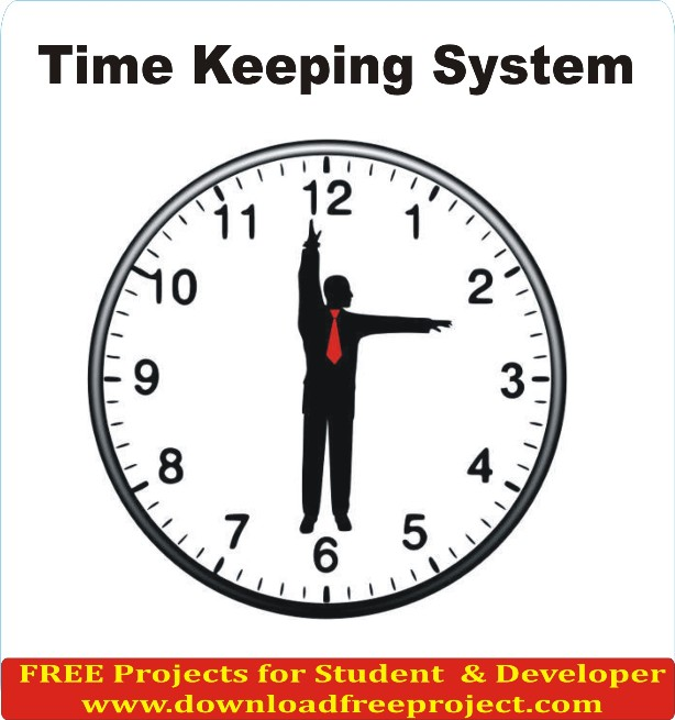 Free Time Keeping System In PHP Projects Download