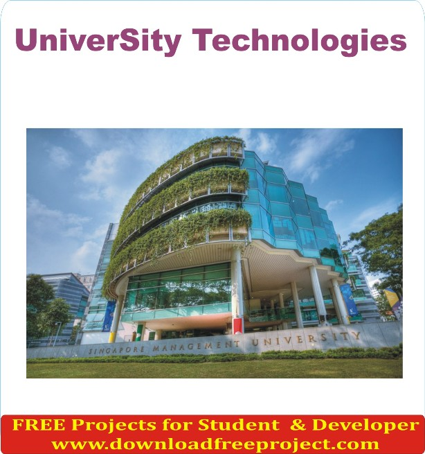 Free University Technologies In Java Projects Download