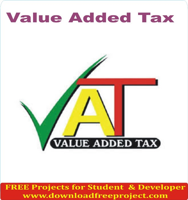 Free Value Added Tax In Java Projects Download