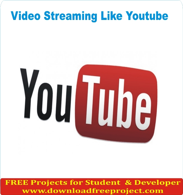 Free Video Streaming Like Youtube In PHP Projects Download