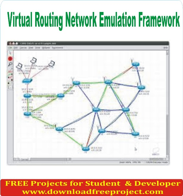 Free Virtual Routing Network Emulation Framework In Java Projects Download