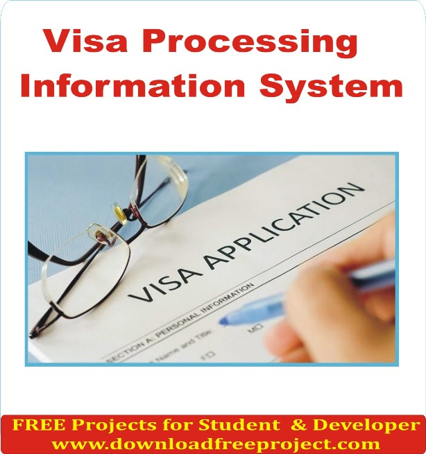 Free Visa Processing Information System In Asp.Net Projects Download