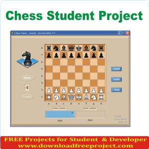 Free Chess Project In PHP Projects Download
