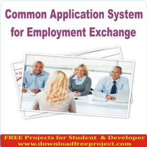 Common Application System for Employee Exchange