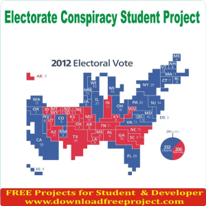 Electorate Conspiracy Student Project