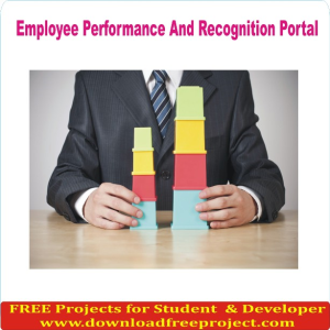 Employee Performance And Recognition Portal